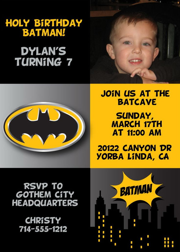 invitation card design for 7th birthday boy ; batman-birthday-invitations-with-stunning-Birthday-Invitation-Cards-invitation-card-of-your-invitation-using-smart-design-8
