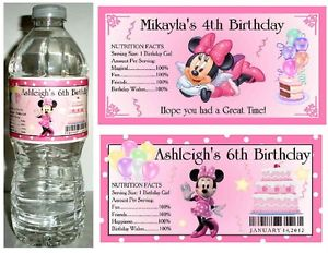 labels for birthday party favors ; s-l300