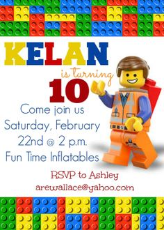 lego themed birthday invitation card ; lego-birthday-invitation-template-lego-birthday-invitation-with-some-fantastic-invitations-using-graceful-layout-of-birthday-invitation-templates-14