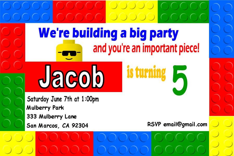 lego themed birthday invitation card ; lego-birthday-invitations-completed-with-outstanding-appearance-in-your-Birthday-Invitation-Cards-invitation-card-design-15