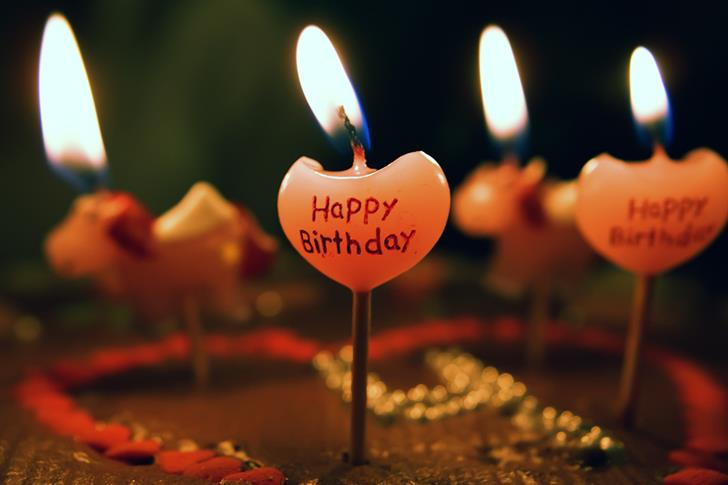 make a birthday wish picture ; category-7