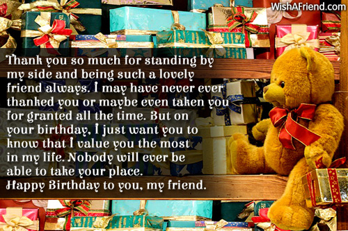 message of thanks to friends for birthday wishes ; 255-friends-birthday-wishes