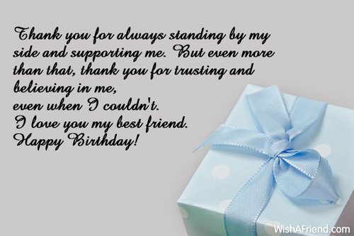 message of thanks to friends for birthday wishes ; 669-best-friend-birthday-wishes