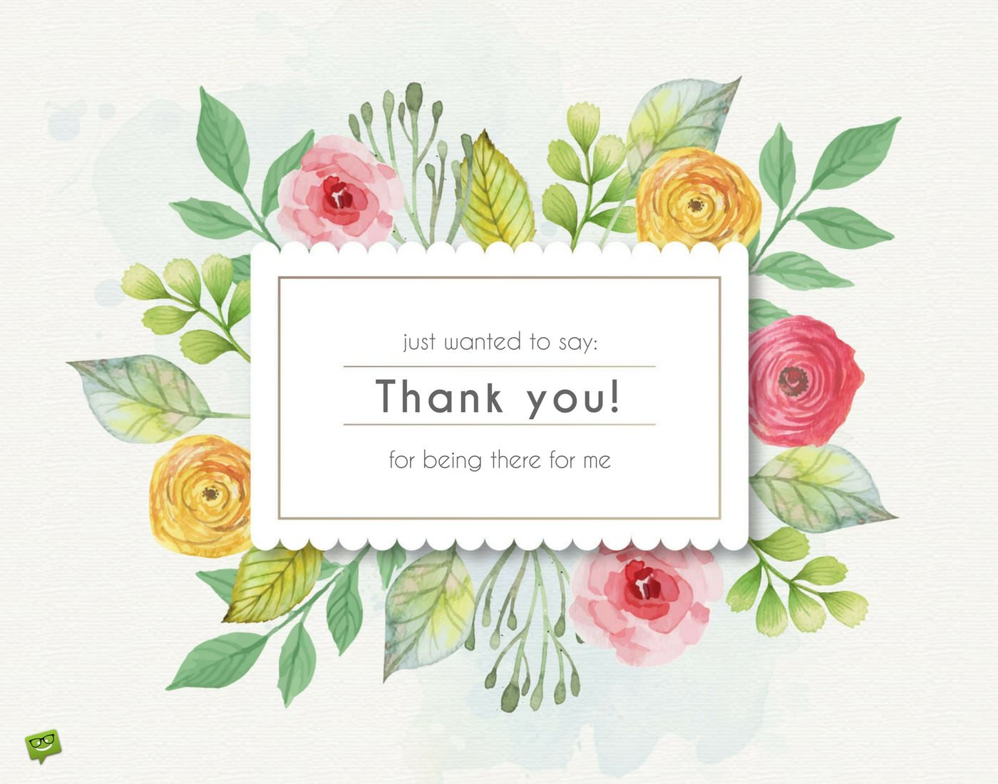 message to say thank you for birthday wishes ; Thank-you-note-on-retro-floral-image