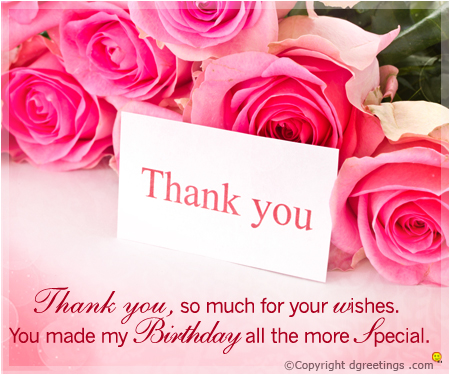 message to thank friends for birthday wishes ; birthday-thanks26