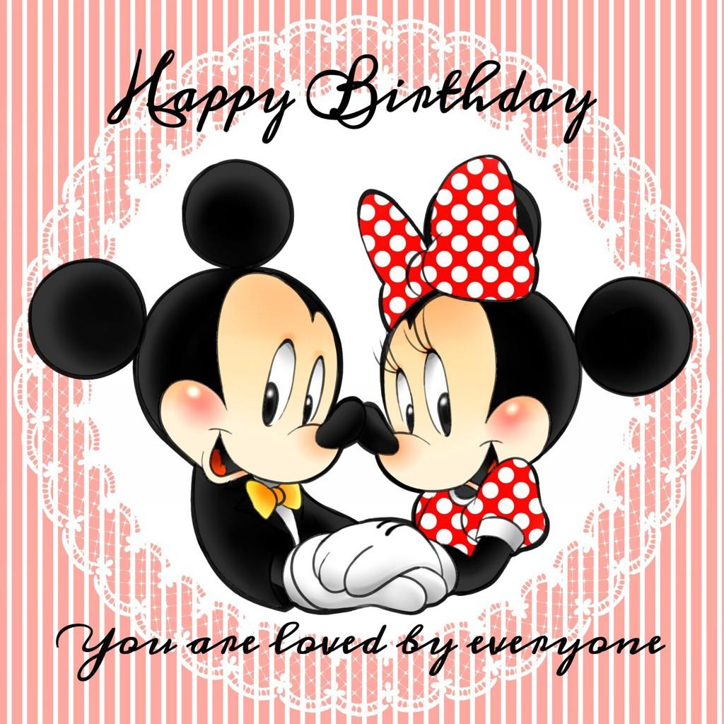 mickey mouse birthday card quotes ; 0d6d1c80778dd8fb113fdf836c8695e0