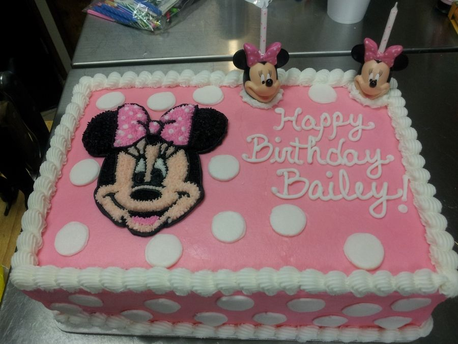 mickey mouse birthday sheet cake ; 3e66e893b62a854363e66a95219271b0