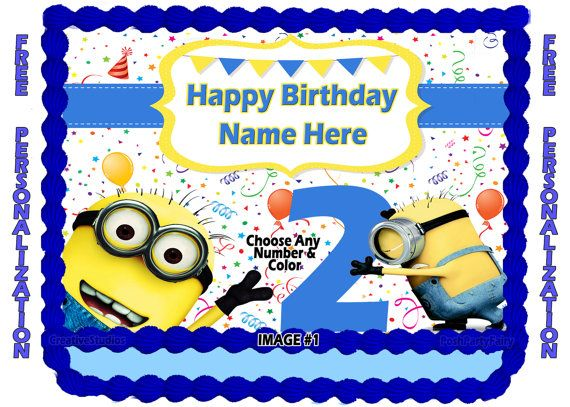 minion birthday sheet cake ; c3879b57652d53139c767a747253ae55--minion-birthday-minion-party