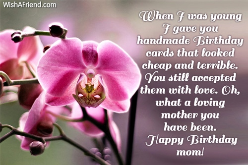 mom birthday greeting messages ; birthday-card-messages-for-mom-fresh-when-i-was-young-i-gave-mom-birthday-message-of-birthday-card-messages-for-mom