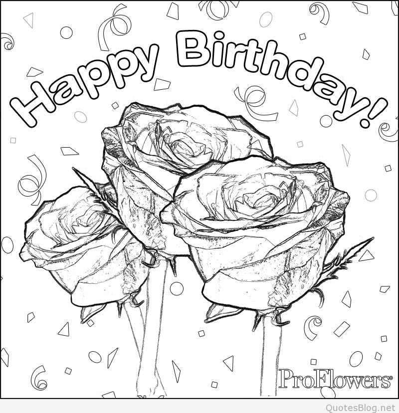 mother's birthday drawings ; 6844-happy-birthday-mom-coloring-pages