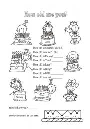 my birthday worksheet ; thumb104271207020466