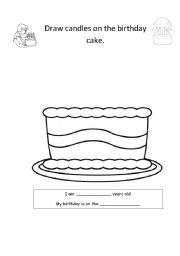 my birthday worksheet ; thumb9161957584610