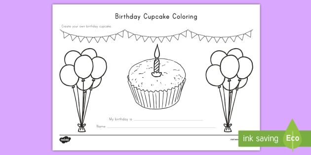 my birthday worksheet ; us-t-2547243-birthday-cupcake-coloring-activity-sheet_ver_1