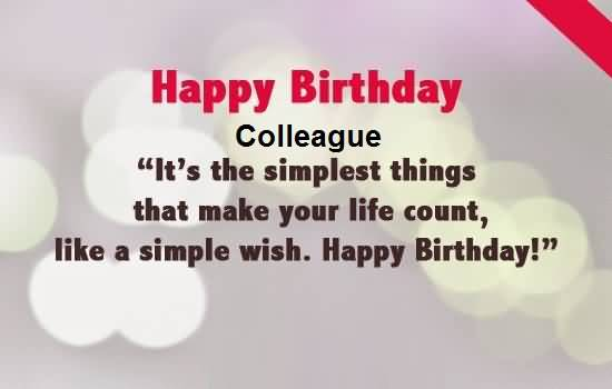 office birthday card quotes ; nice-quotes-birthday-wishes-for-colleague-e-card