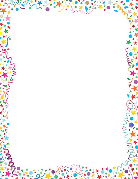 on the border birthday ; cute-border-templates-59-best-birthday-borders-images-on-pinterest-tags-leaves-and-download