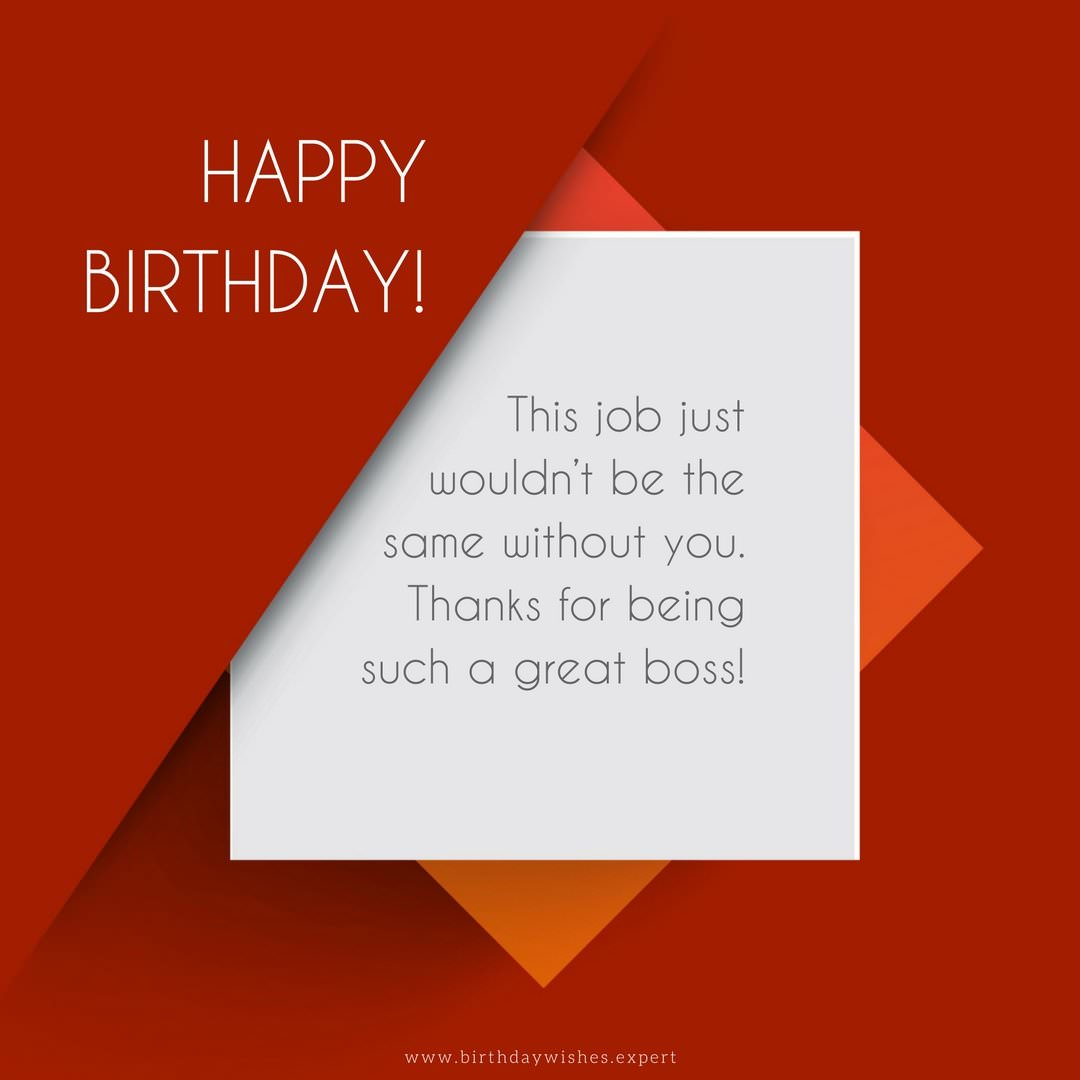 one liner thank you message for birthday wishes ; Birthday-wish-for-my-boss-on-elegant-office-like-background-1