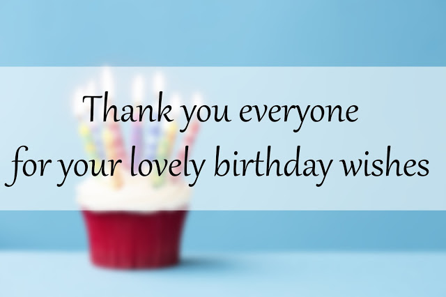 one liner thank you message for birthday wishes ; birthday-thankyou