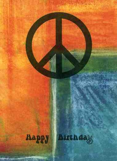peace sign birthday cards ; bday%2520peace%2520sign001