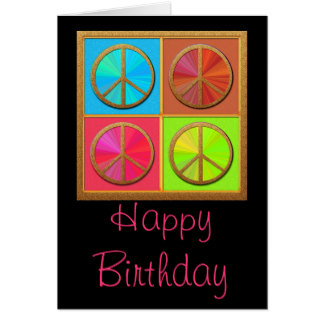 peace sign birthday cards ; starburst_pop_golden_peace_card-r09a255752ee04302b6fe61030f18df5e_xvuat_8byvr_324