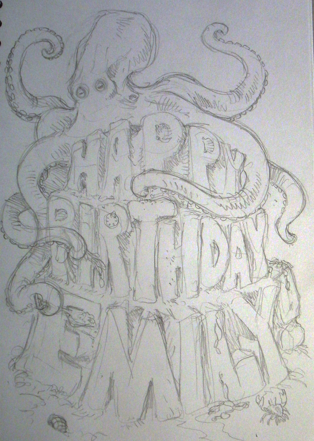 pencil drawings for birthday ; happy-birthday-images-in-pencil-art-palblog-emilys-twenty-second-birthday-card