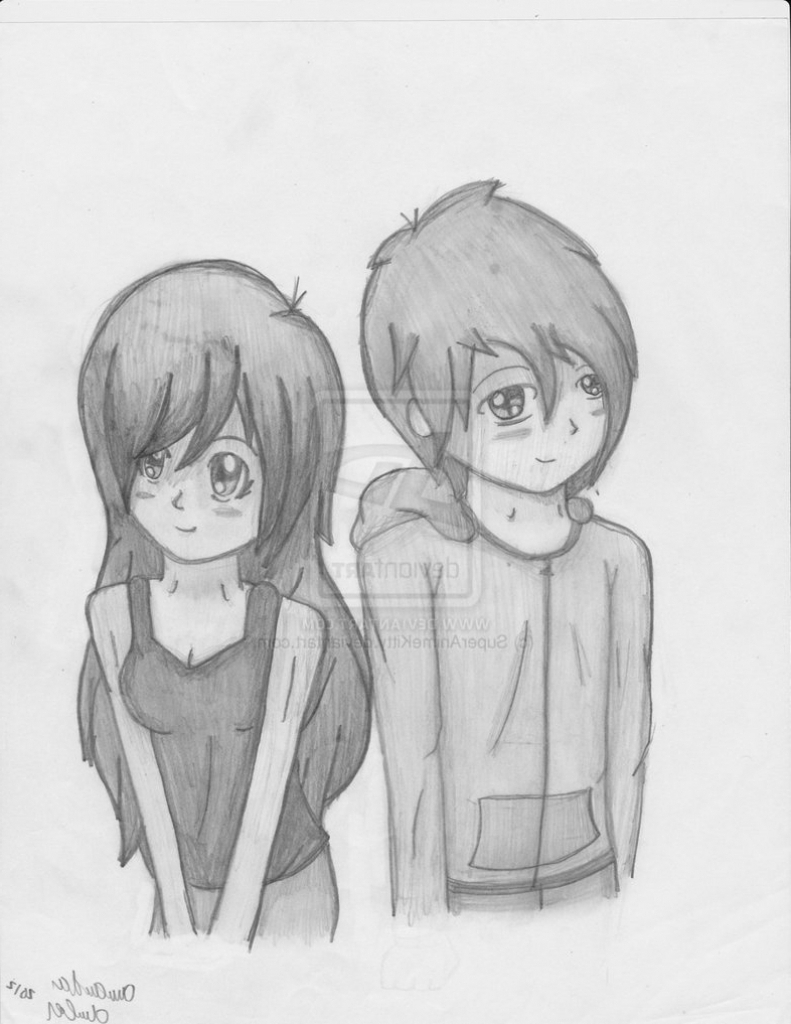 pencil drawings for birthday ; pencil-sketching-together-boy-and-girl-for-wishing-happy-birthday-photos-girl-boy-friendship-sketch-drawing-art-gallery