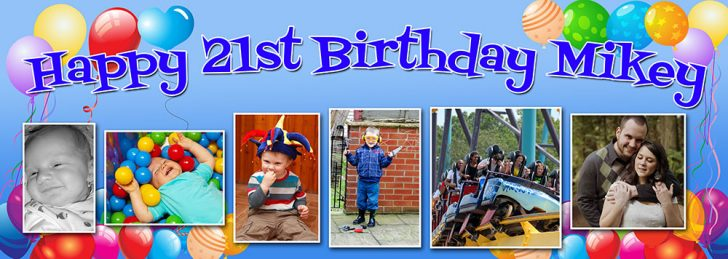 personalised birthday banners with photos ; balloon-background-birthday-banner-with-up-to-6-pictures-personalised-50th-birthday-banners-728x259