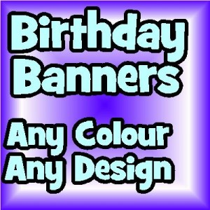 personalised photo birthday banners ; Birthday-Banners-300x300