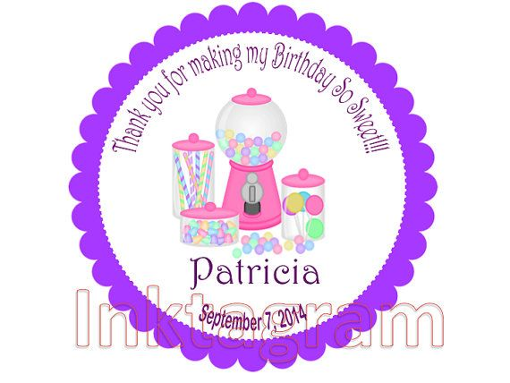 personalized birthday gift labels ; 35c439d3b9f0c5274fdc68e58edef8c3--custom-stickers-label-stickers