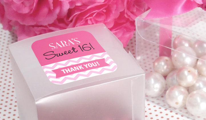 personalized labels for birthday favors ; CandyLabels_3