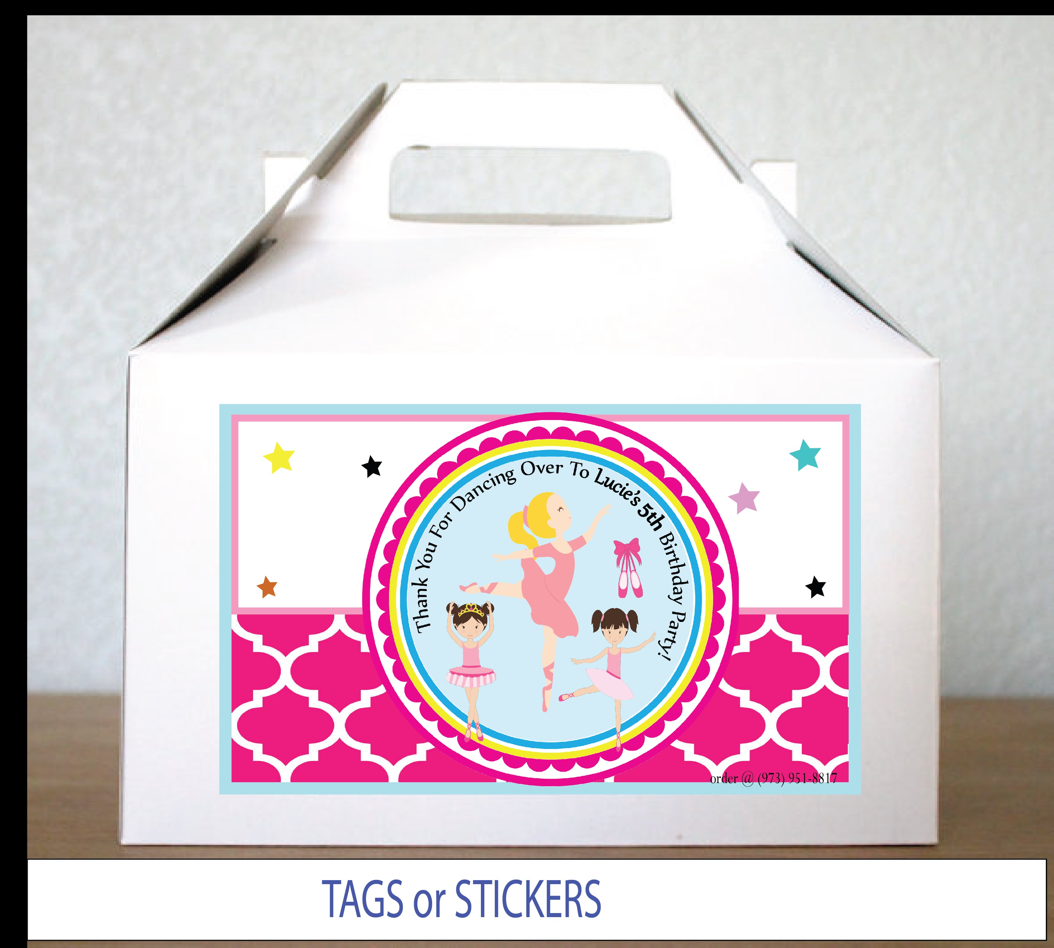 personalized labels for birthday favors ; maxresdefault