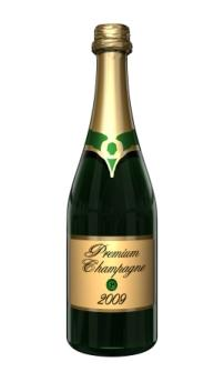 personalized wine bottle labels for birthday ; 111335-202x335-Champagne_09_label