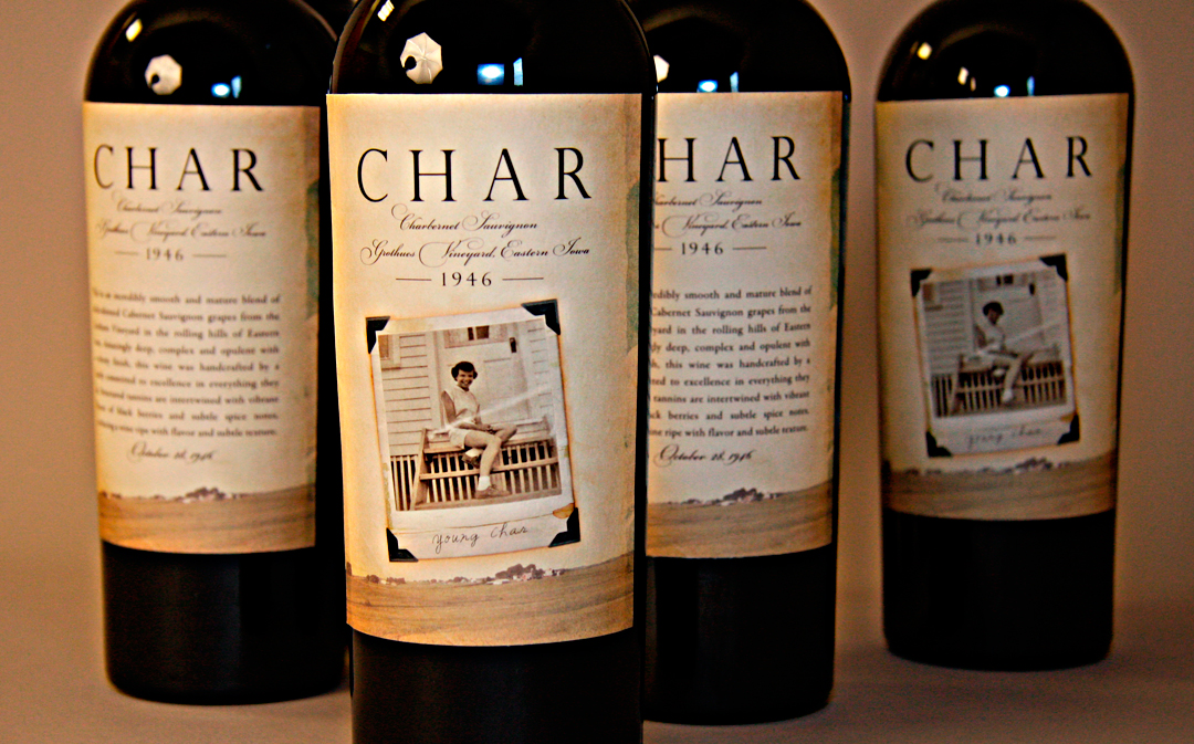personalized wine bottle labels for birthday ; Wine_Bottles_2