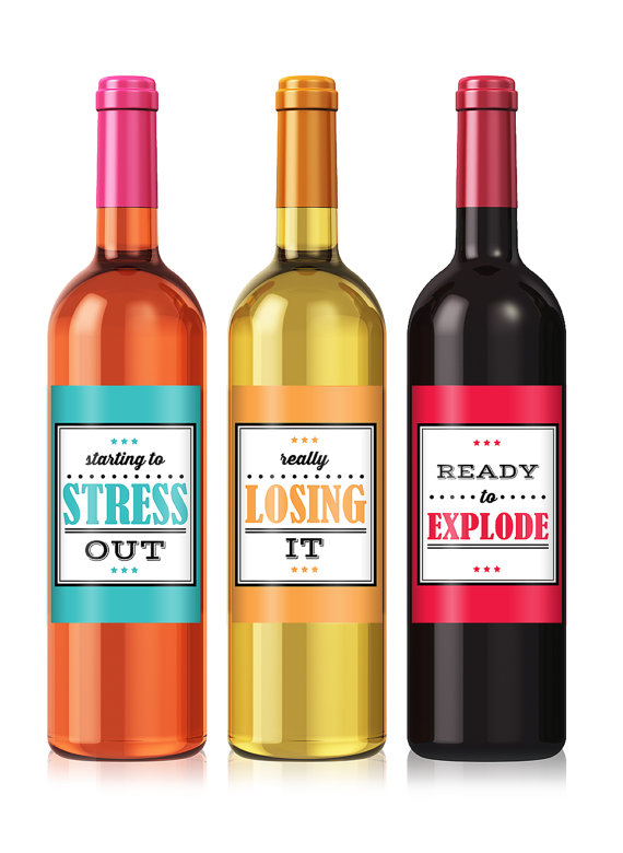 personalized wine bottle labels for birthday ; b92afe2ee4f74fbe366a2a795185b9d1
