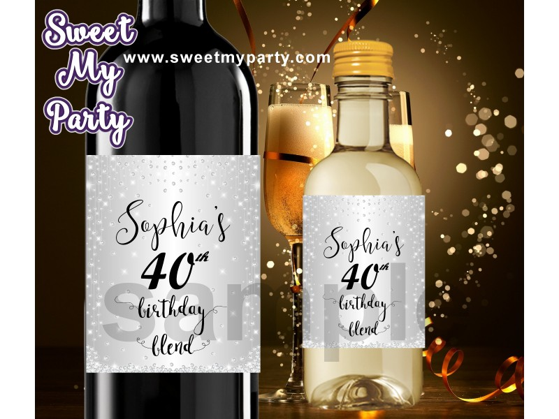 personalized wine bottle labels for birthday ; wine%2520bottle%2520labels%252013-800x600