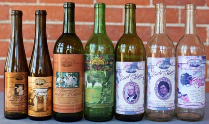 personalized wine labels for birthday ; bottles_50
