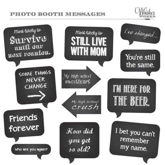photo booth quotes for birthday ; 0c9915d7fabfa041d82b27c8d40352e6