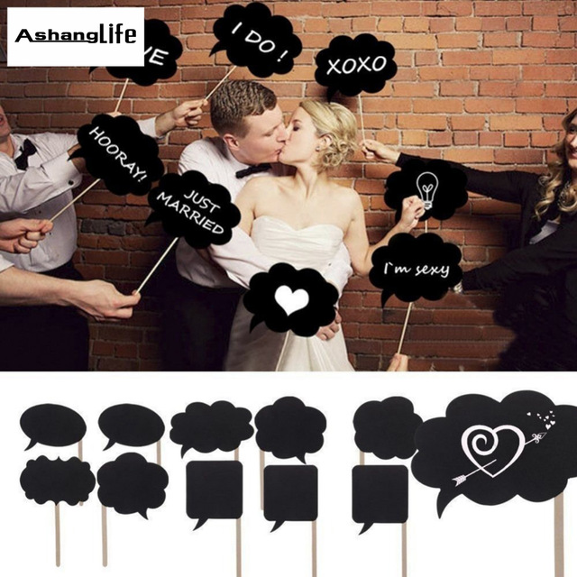photo booth signs birthday ; Ashanglife10pcs-Photo-Booth-Wedding-Decoration-DIY-Mini-Chalkboard-Signs-Photography-Sweet-Gifts-Birthday-Event-Party-Supplies