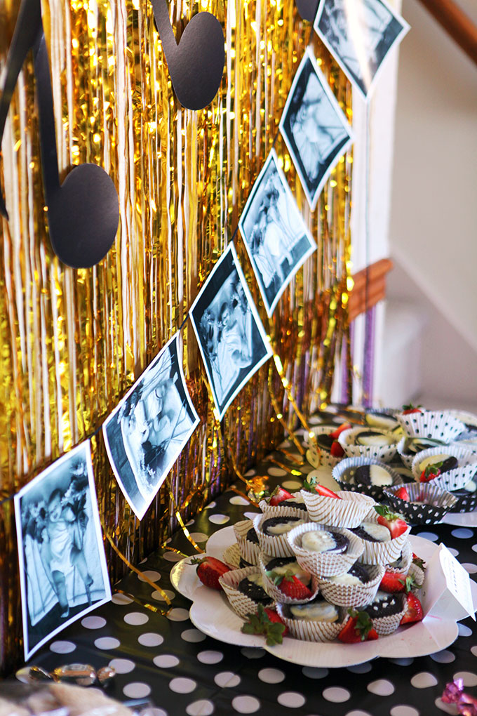 photo themed birthday party ; IMG_9475a