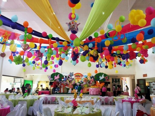 photo themed birthday party ; theme_parties2