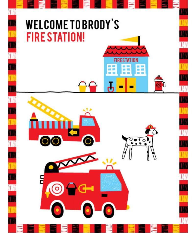 picture posters for birthday ; firetruck_poster_personalized-800x950