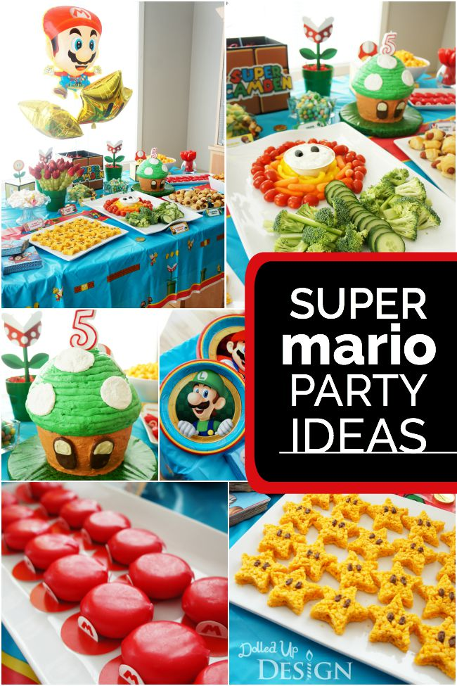 picture themed birthday party ; 8-super-mario-birthday-party-theme-ideas