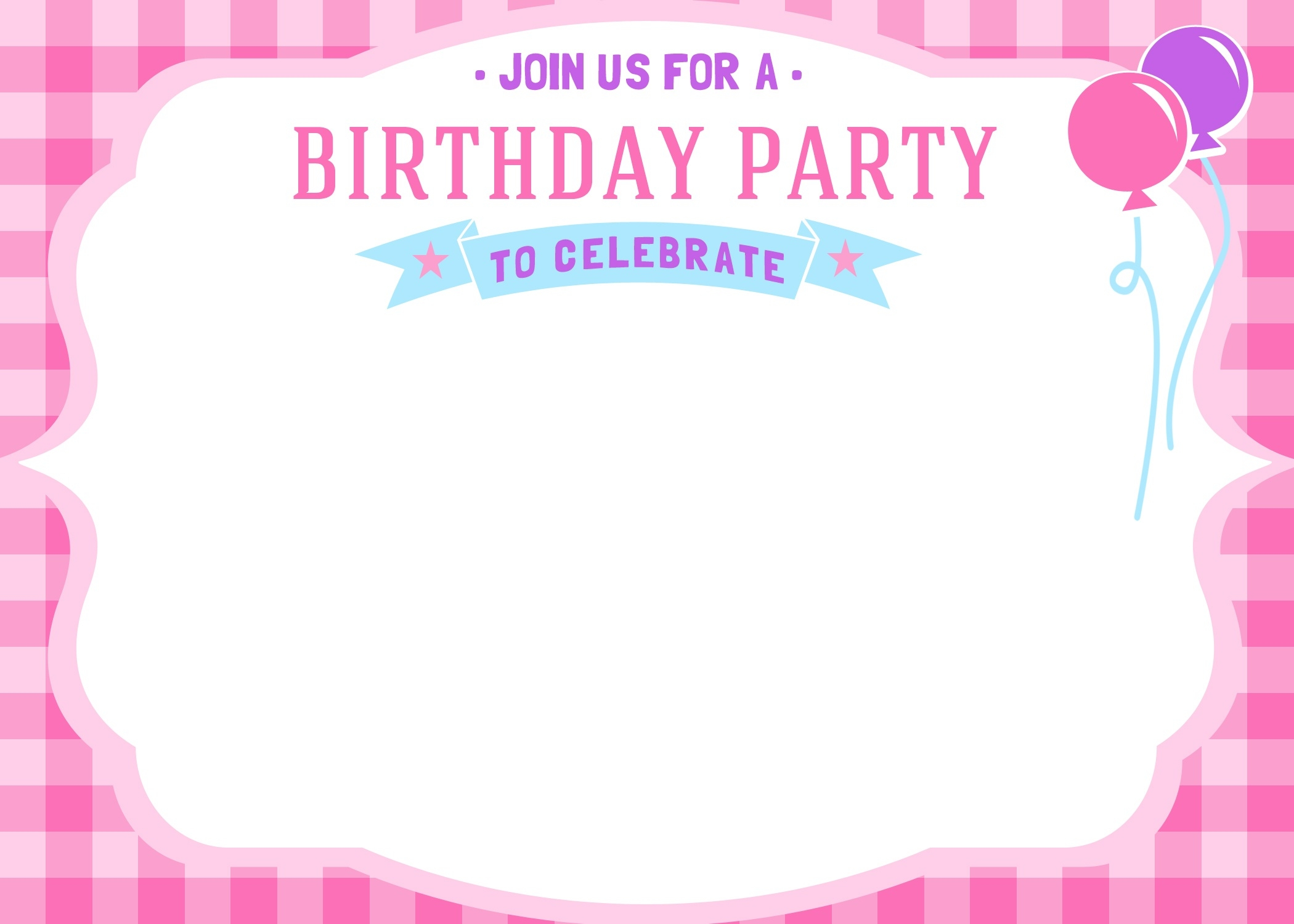 pictures for birthday invitation cards ; birthday-invitations-for-girls-birthday-invitations-for-girls-for-intended-for-birthday-invitation-cards-templates-for-girls
