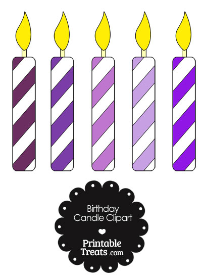 pictures of birthday candles clipart ; purple-birthday-candles-clipart-1