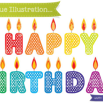 pictures of birthday candles clipart ; x354-q80