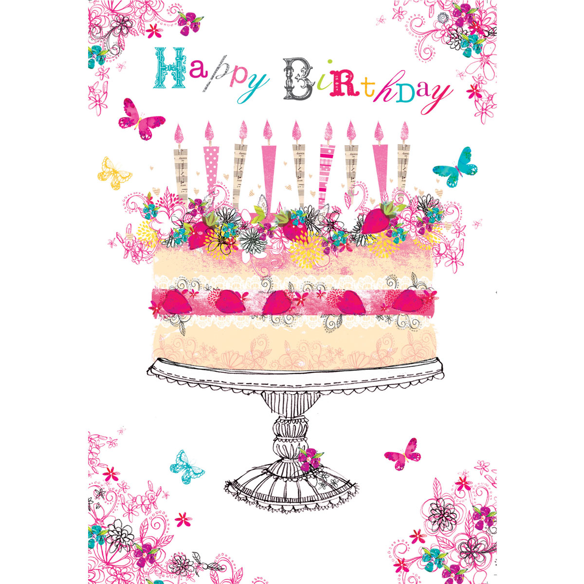 pictures of birthday cards ; 71550