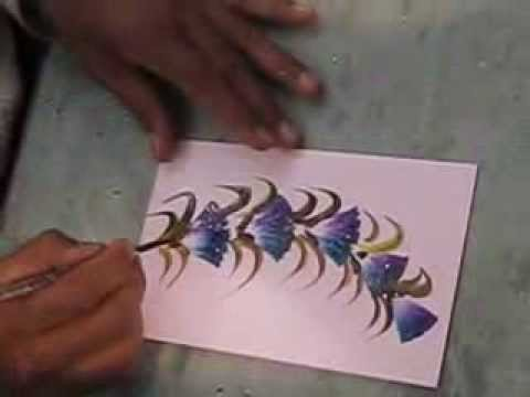 pictures to draw on birthday cards ; drawing-greeting-cards-how-to-draw-greeting-cards-in-2-minutes-part-1-blue-flower-ideas