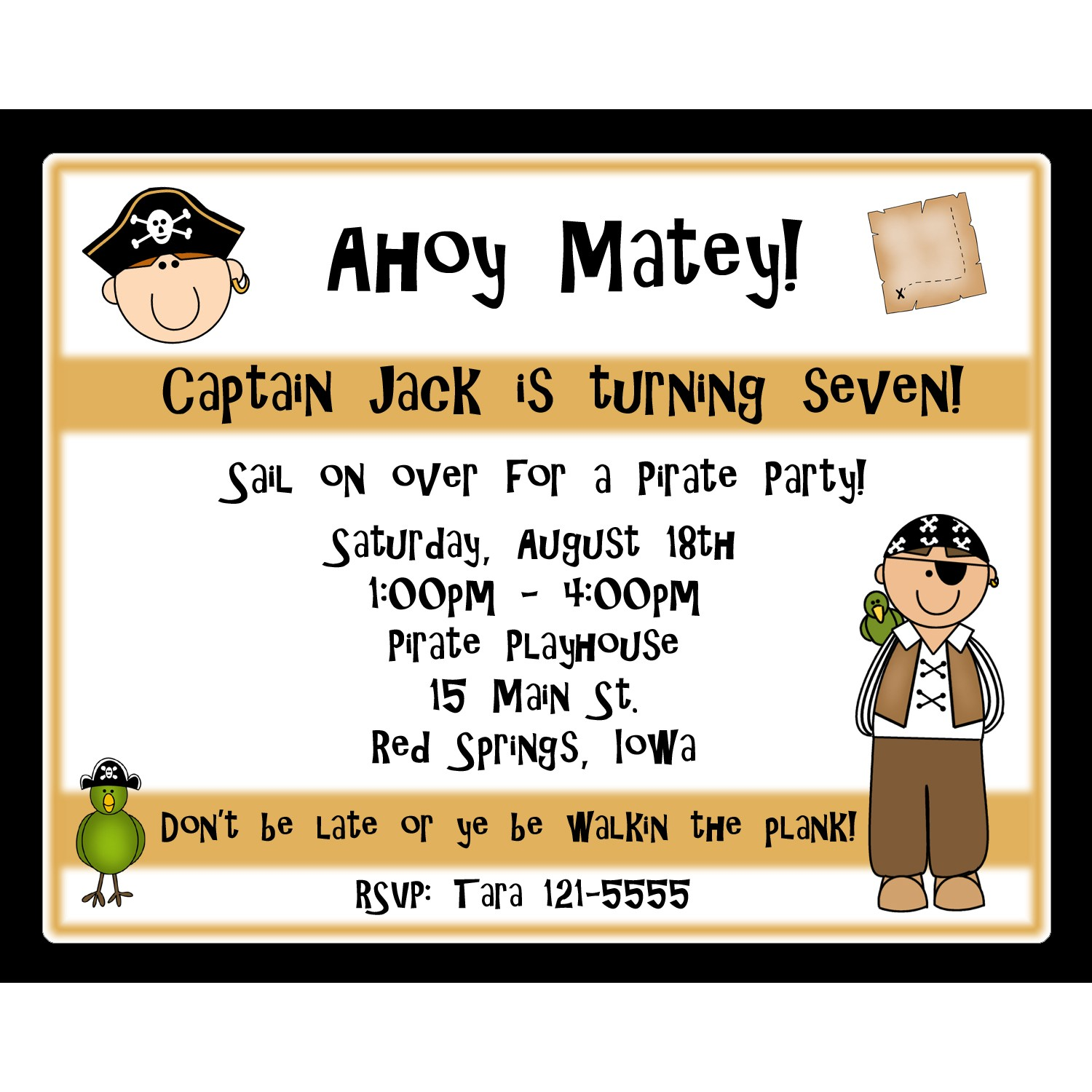 pirate themed birthday party invitation ideas ; Pirate-Themed-Birthday-Invitations-and-get-ideas-how-to-make-delightful-birthday-Invitation-appearance-18