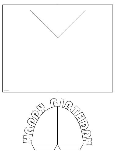 pop up birthday card template printable ; birthdy2a