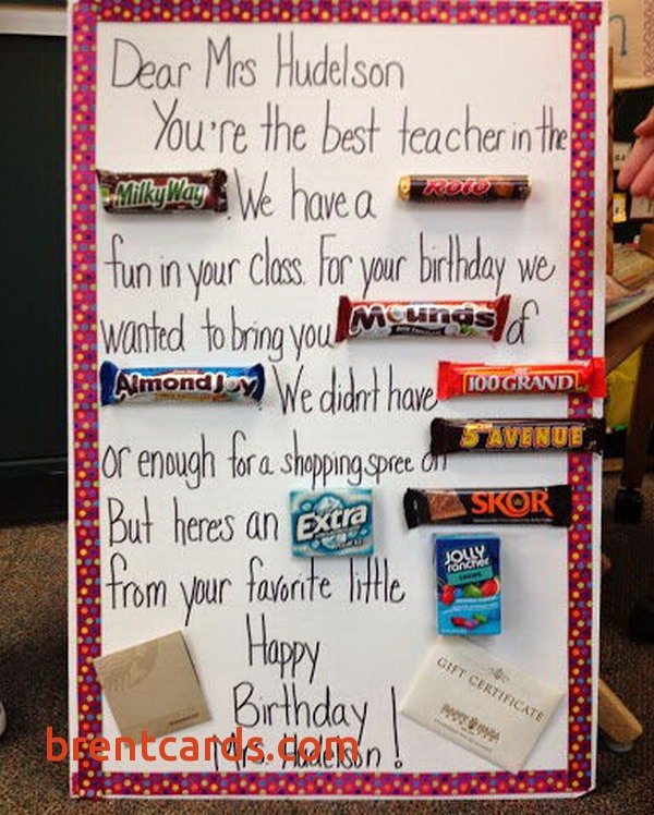 poster board birthday card ideas ; birthday-card-with-candy-awesome-candy-bar-poster-ideas-with-clever-sayings-of-birthday-card-with-candy