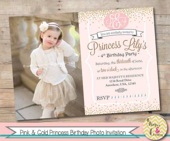 princess theme birthday invitation ; princess-invite-princess-theme-birthday-invitation-princess-birthday-invitation-princess-theme